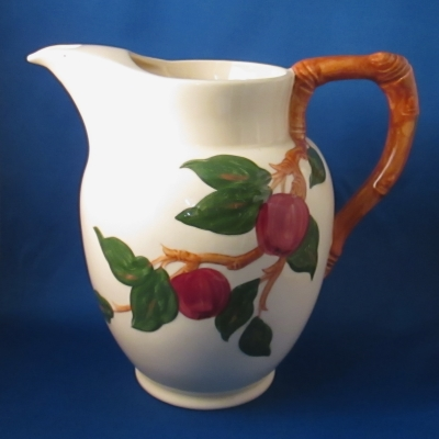 Franciscan Apple (American) 64 oz pitcher-AS IS (chipped spout)
